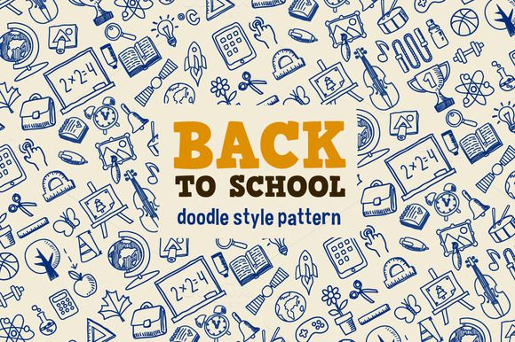 Back to School by Maniacs of Vector Art on Creative Market