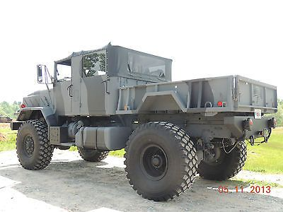 M923A2 Monster Truck, 5-ton, bug out, Zombie, Cummins, 4x4, custom truck