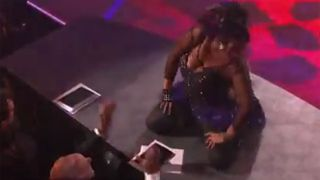 "Sherri Shepherd's tango to ""Cum on Feel the Noise"" was one of those that didn't fit the Rock Week theme on ""Dancing With the Stars."""