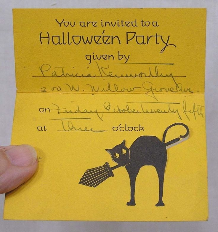 337 best Black Cat Halloween Party images on Pinterest