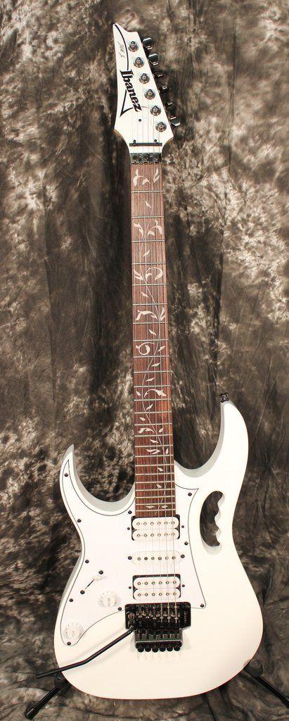 Ibanez Steve Vai JEM JR Left Handed Electric Guitar