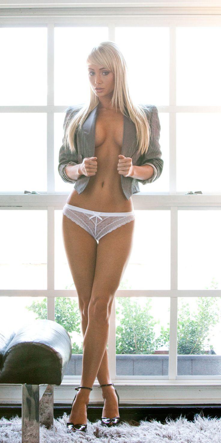 image Beautiful blonde sara underwood sexy nude photoshoot 3