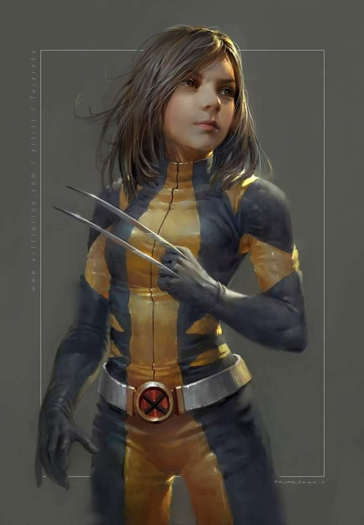 X23 all new wolverine costume