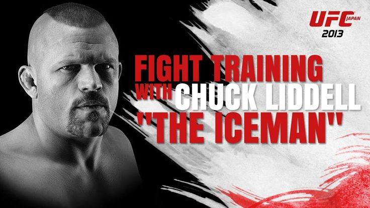 Striking Tips From Chuck Liddell