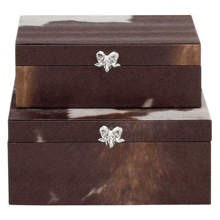 Decorative Boxes Best 25 Rustic Decorative Boxes Ideas On Pinterest  Twigs Decor
