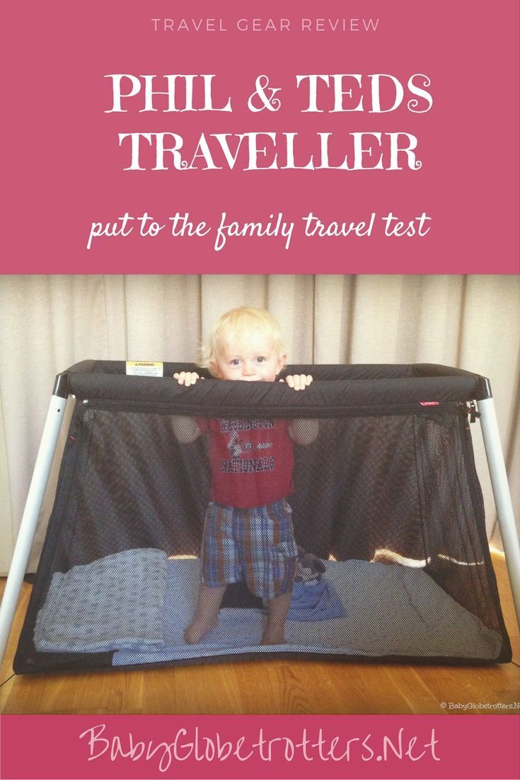 A Light Weight Infant Sleeping Solution For Travelling Families On The Go