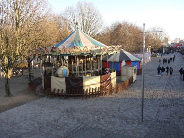 carrousel de la villette paris