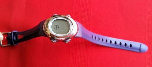 Reloj Cronómetro Dama Digital Caja Oval Malla Silicona