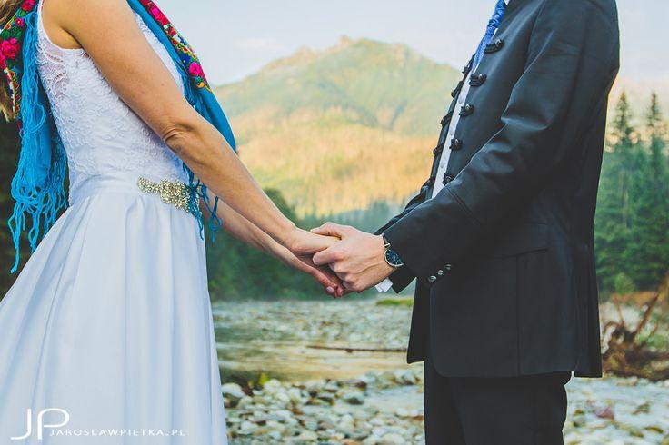 Zdjęcia ślubne w Tatrach