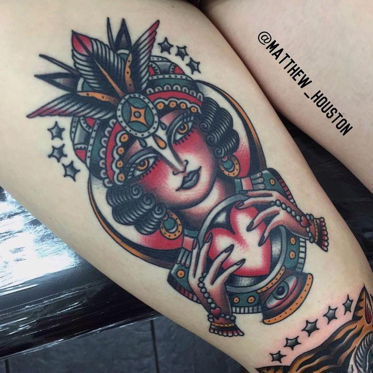 Matthew houston healed shot of hannah 39 s fortune teller for Tattoos of houston