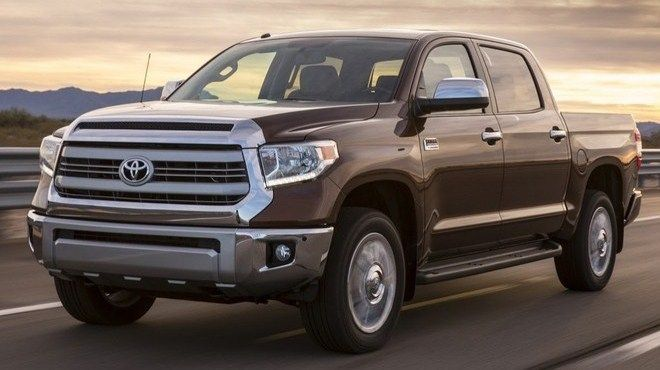New 2014 Toyota Tundra Pickup Truck Photos and Details http://www.autotribute.com/21153/new-2014-toyota-tundra-truck-photos-details/ #ToyotaTundra #Toyota #Truck #Trucks #NewToyota #JapaneseTruck
