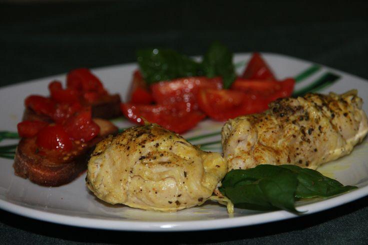 Fagottini+di+Pollo+al+Curry