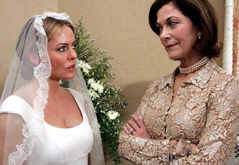 ANNA PASTERNAK Why I Truly Loathed My Monster In Law Feelings Wedding And