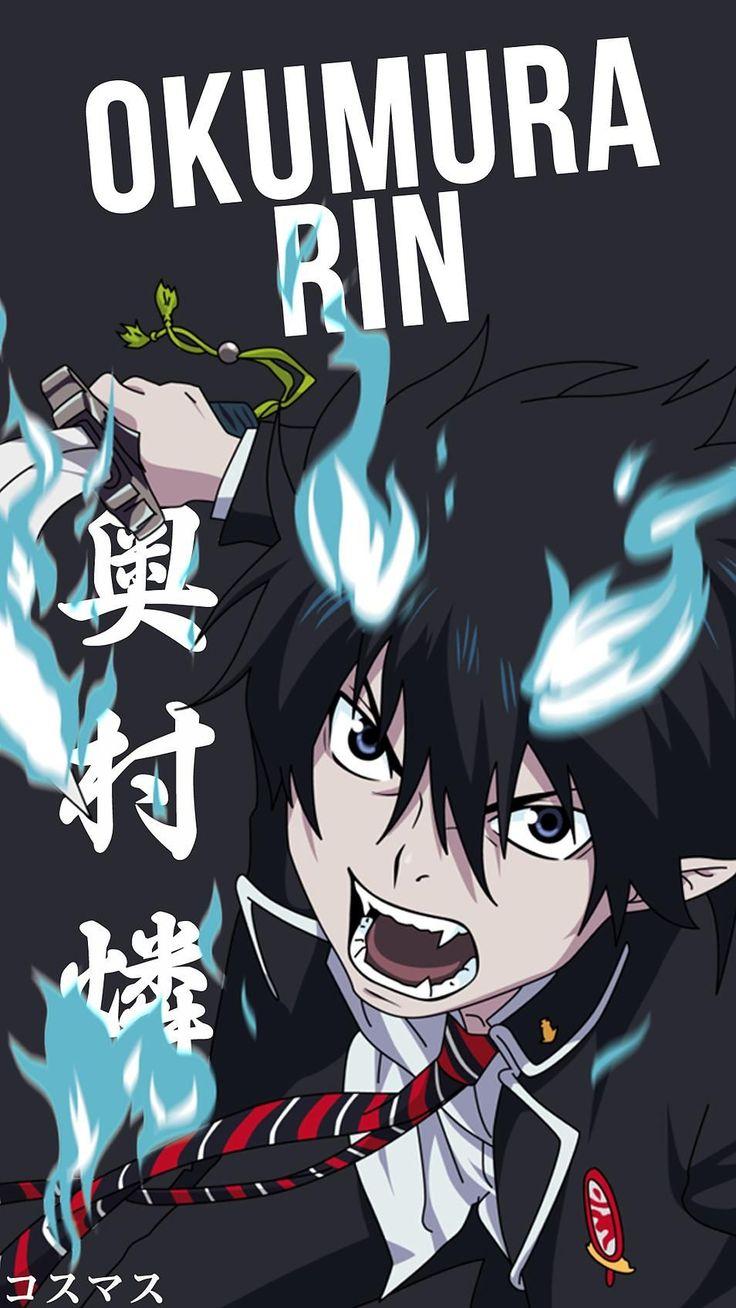Rin Okumura V2 in 2020 Exorcist anime, Blue exorcist rin
