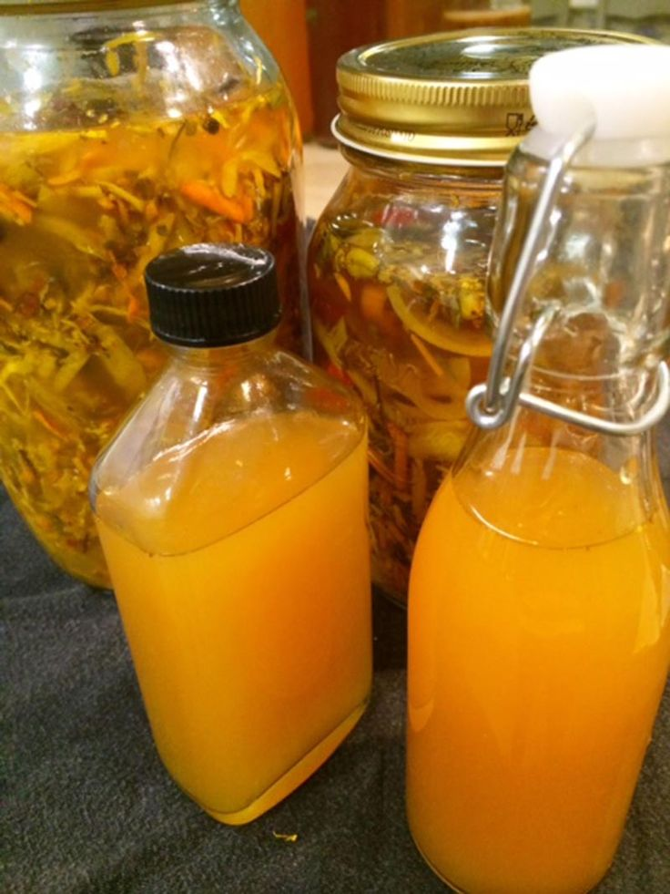 Homemade Master Tonic - The Most Powerful Natural Antibiotic Ever