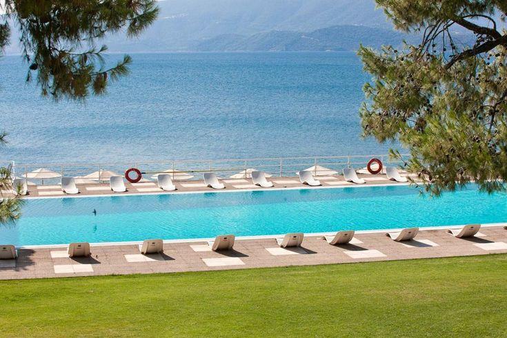 Προσφορά διαμονής στο Kalamaki Beach Hotel στην Κόρινθο