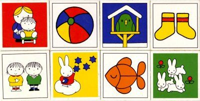 Game cards 1981