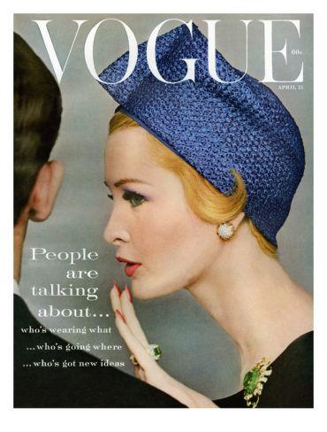 Vogue Cover - April 1959