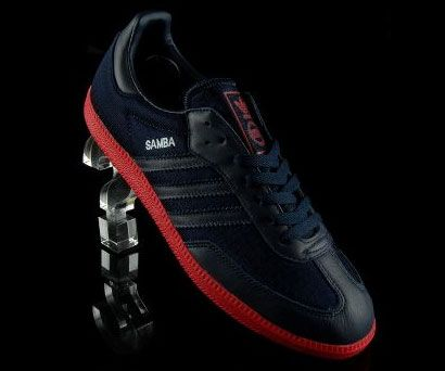 Adidas Samba trainers are back in black for Size? exclusive
