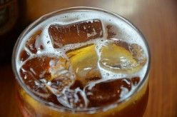 Whiskey Buck (using rye whiskey) - My new second favorite drink