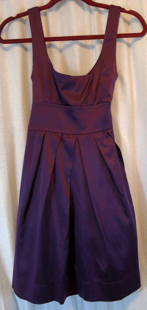 teeze Me Deep Purple Formal Dress Size 0 #Teezeme #TeaDress #Formal