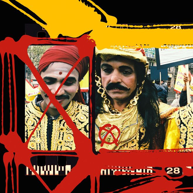 tamil tigers paris 1990 painted contact 2006 39 william klein abc 39 abrams by william klein. Black Bedroom Furniture Sets. Home Design Ideas