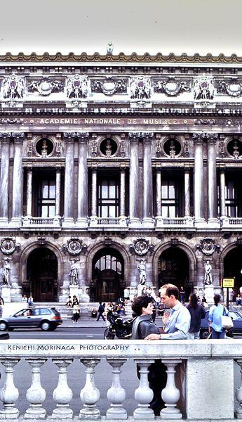 パリ、オペラ座の恋人たち モリケン放浪記 - ○○しゃしんのじかん    http://blog.goo.ne.jp/moriken_photo/