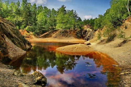 Kolorowe Jeziorka w Rudawach Janowickich to miejsce magiczne i wyjątkowo ...