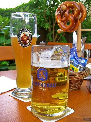 Beer lovers will rejoice at the Overland Park Arboretum and Botanical Gardens first annual Botanical Biergarten, Oct. 11,2014