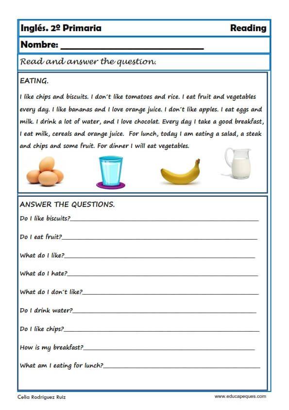 ejercicios traduccion ingles pdf