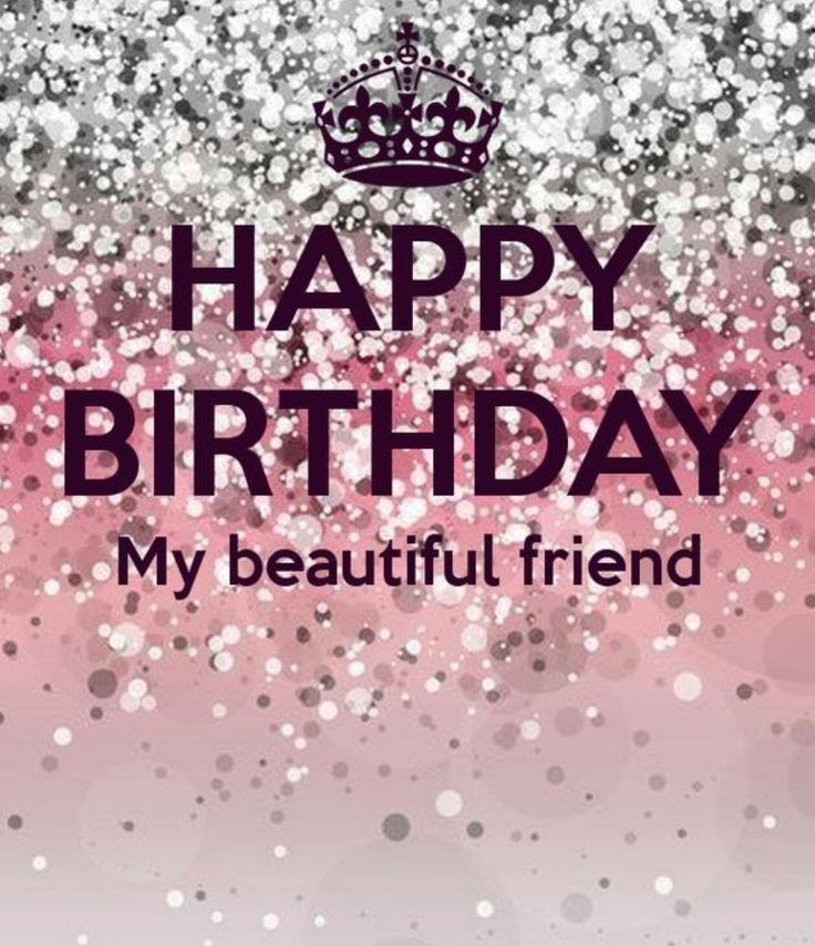 Happy Birthday my beautiful friend ⭐⭐