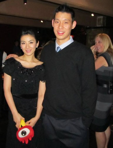 Jeremy Lin, 2011  Mr. Linsanity himself was never a flashy dresser, preferring instead to wear a classic v-neck sweater and tie. Two points for tastefulness. http://www.PaulFDavis.com image consultant (info@PaulFDavis.com) life coach for wellness.