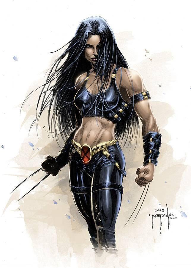 X23  Marvel Database  Fandom powered by Wikia