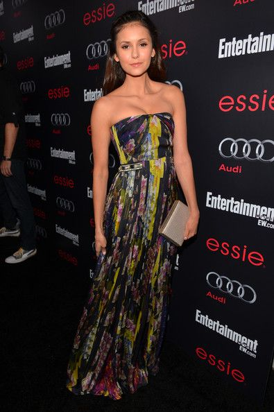 Nina Dobrev Photos: The Entertainment Weekly Pre-SAG Party Hosted By Essie And Audi - Red Carpet