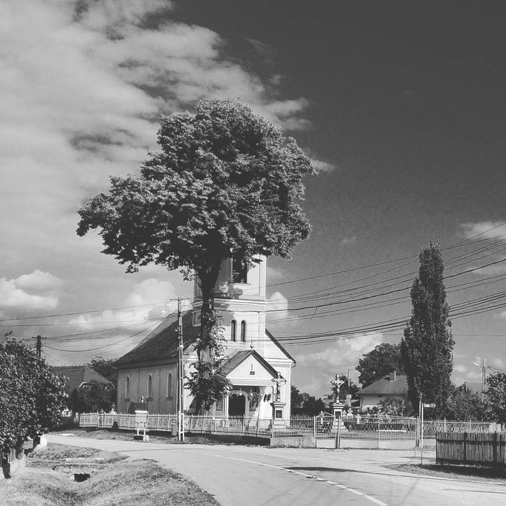 Biserica din copac / The #church in the #tree