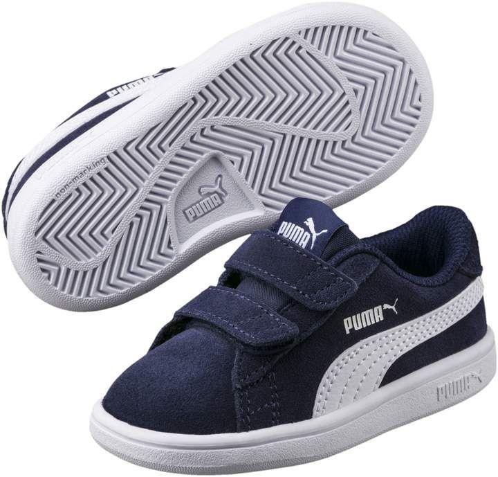 PUMA Smash v2 Suede Toddler Shoes