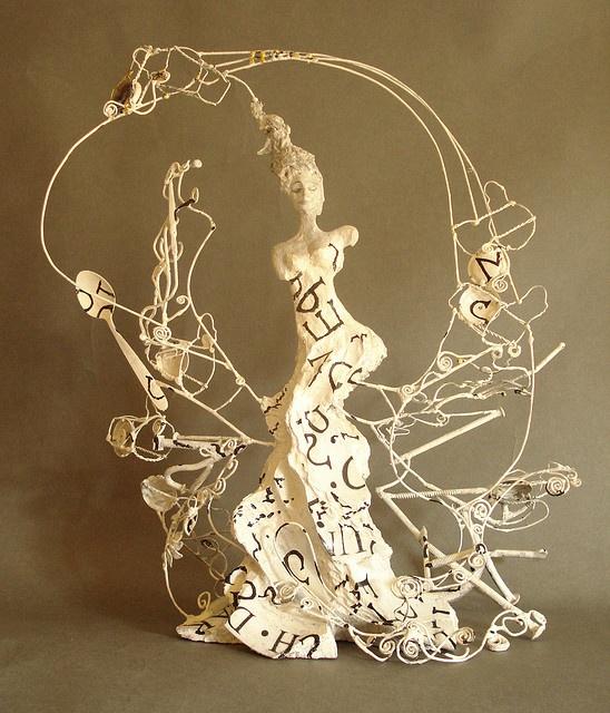 Zoe Rubens: Admire Art, Miniatures Dolls, Art Sculpture, Art Dollz, Zoe Rubens, Sold Sculpture, Art Drezzzz, Art Dolls, Photos Shared
