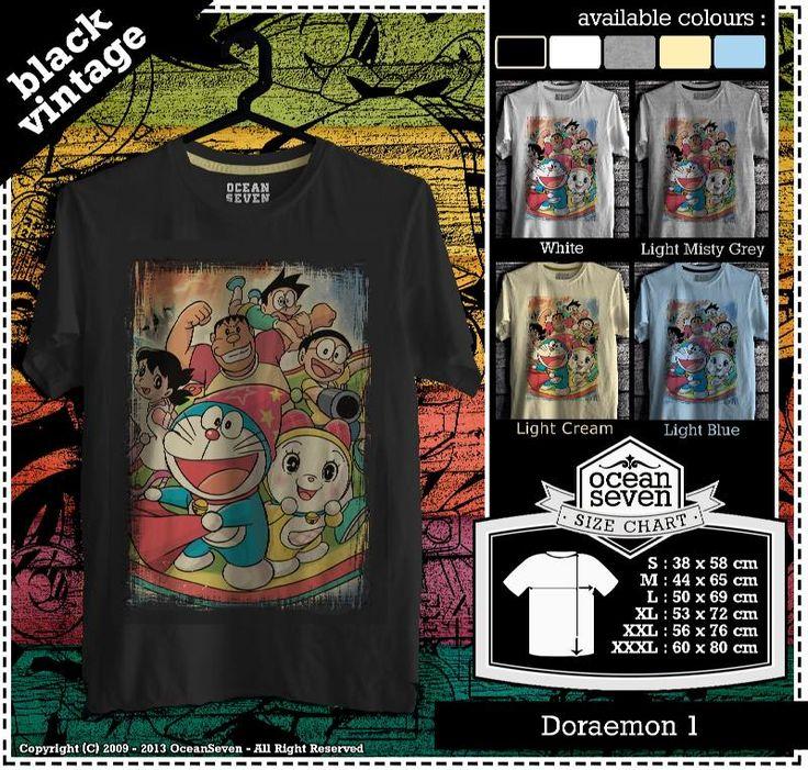 Kaos Doraemon I