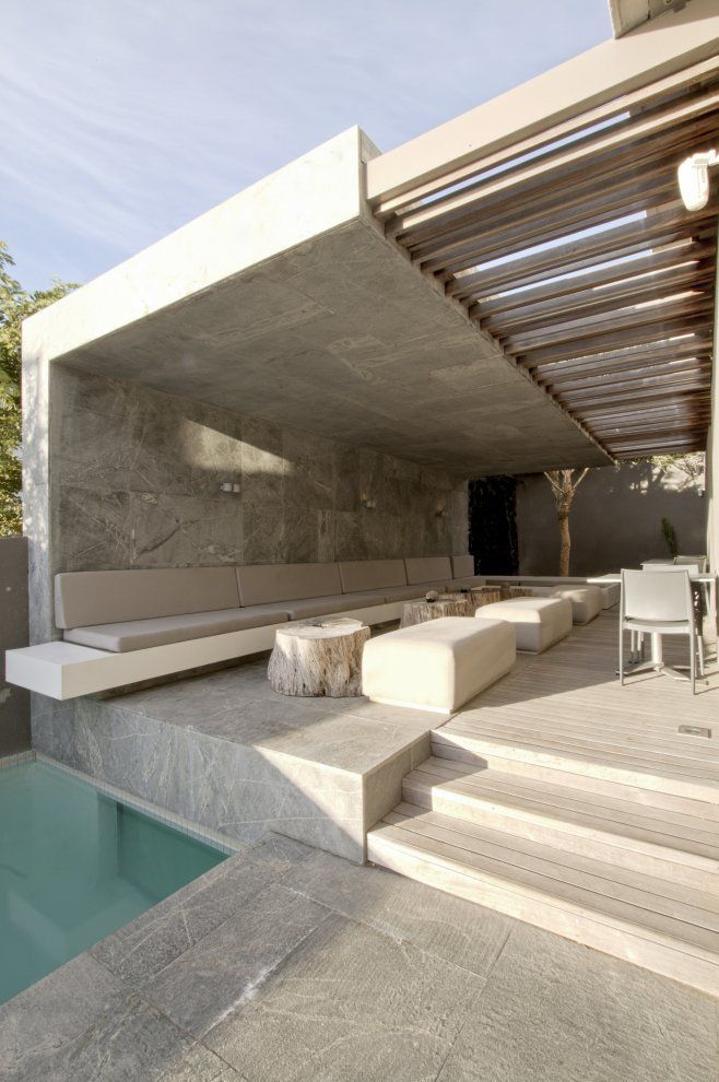 POD Boutique Hotel Cape Town, South Africa A project by: Greg Wright Architectsl