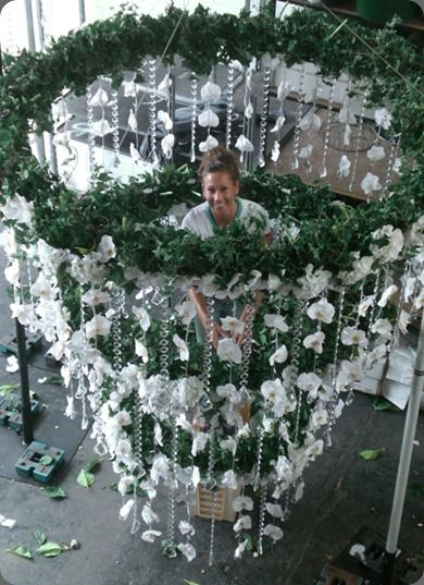I Want To Diy Floral Chandelier Is This Doable
