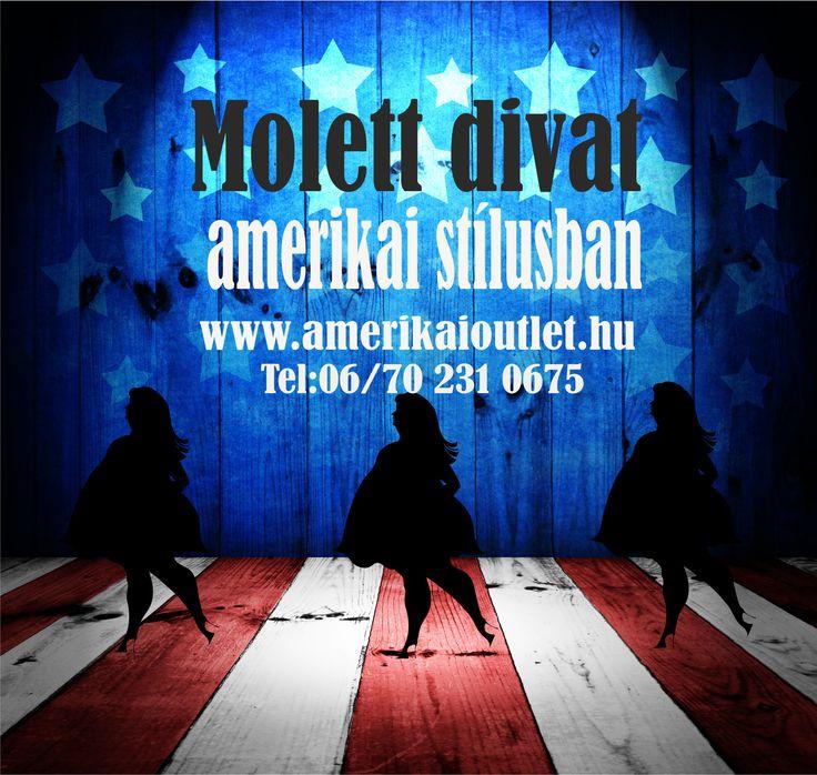 Molett divat-amerikai stílusban http://amerikaioutlet.hu/molett-divat-2/