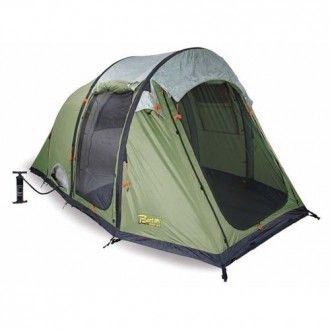 Ti vuoi liberare del fastidio di dover montare la tenda? Con la tenda pneumatica Smart 4 basta pompare  aria ed è montata. E' incredibile ....