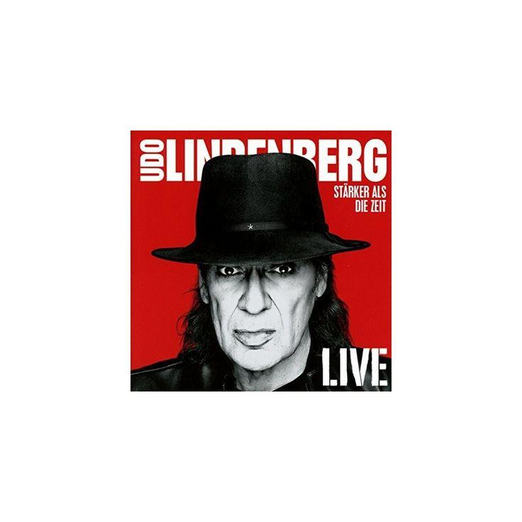 Udo Lindenberg - Starker Als Die Zeit Live (CD)