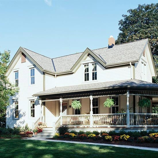 Farmhouse Additions: 37 Best Porch & Porticos Images On Pinterest