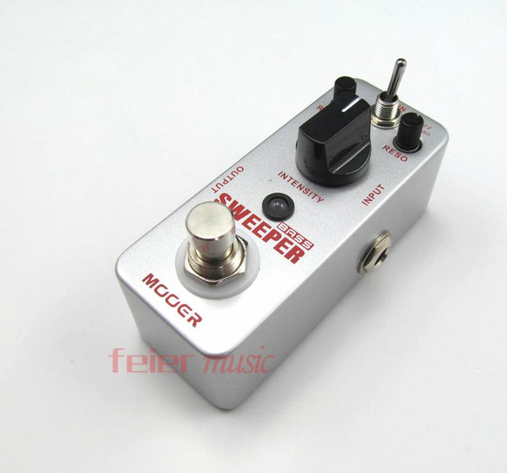 MOOER Effect Pedal Dynamic Envelope Filter Pedal Sweeper for Bass and Guitar: http://www.aliexpress.com/store/product/2012-NEW-MOOER-Dynamic-envelope-filter-Effect-Pedal-Sweeper-Clean-and-Fuzz-sweeping-switch-True-Bypass/403131_673731483.html