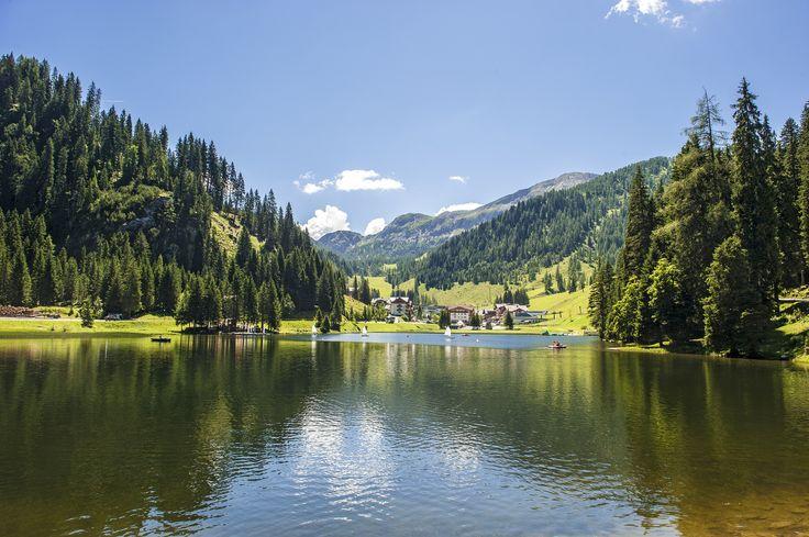 Der Zauchensee im Sommer | Flickr - Photo Sharing!
