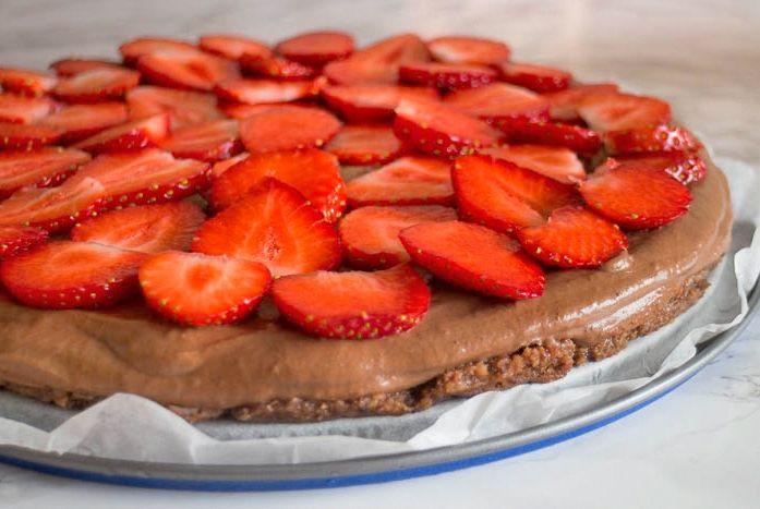 Sjokoladekake - sunn og kjempegod