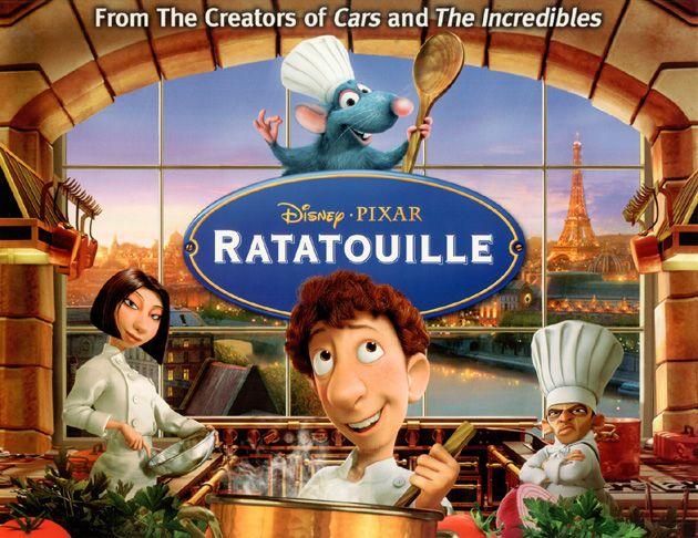 Ratatouille (film): Yandex.Görsel'de 18 bin görsel bulundu
