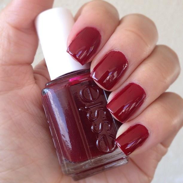 Essie Fall Nail Colors: Best 25+ Essie Bordeaux Ideas On Pinterest