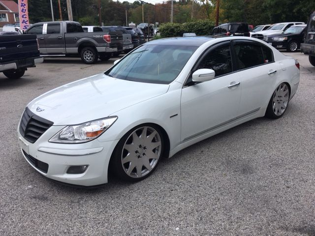 Nice Great 2010 Hyundai Genesis 4.6 Sedan 4 Door 2010 Hyundai Genesis 4.6  Sedan 4
